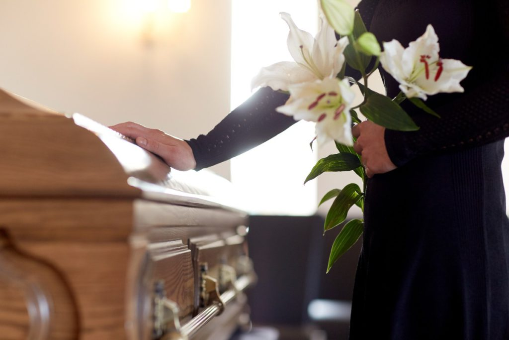Buying a Casket for Cremation